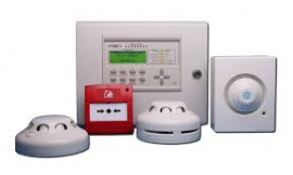 Training Set for Security Alarm and Monitoring System