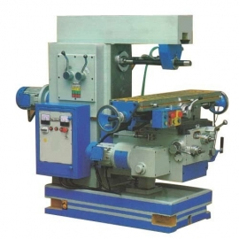 Universal All Geared Milling Machines Suppliers