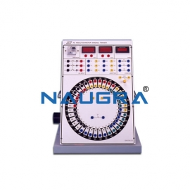 Electrical Machine Power Electronics Lab Equipment