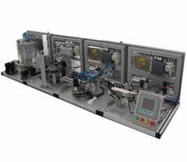 Flexible Manufacturing System Trainer