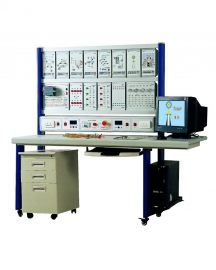 PLC Training Set with Double Capacity Tank