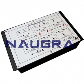 Electronic Trainer Equipment Breadboard