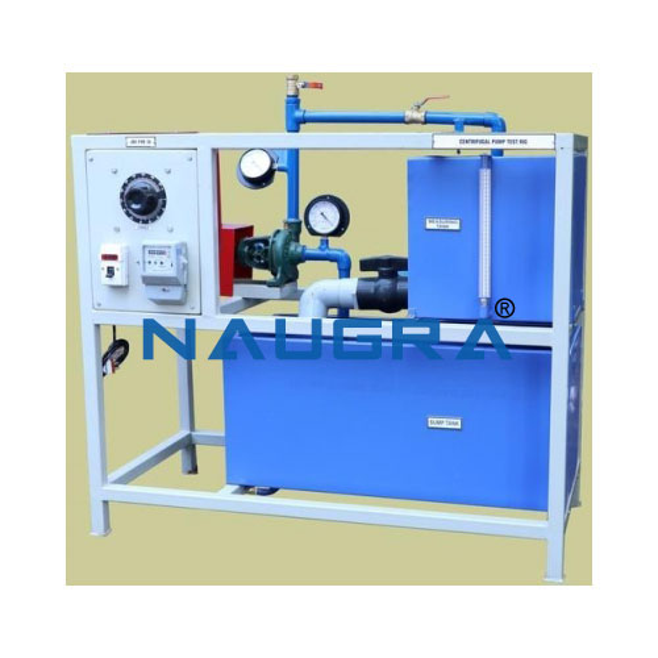Centrifugal Pump Apparatus