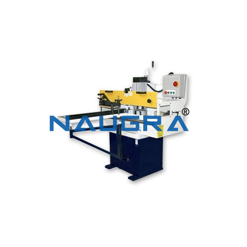 Wood Working Mortiser – Tenoning Machine