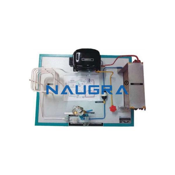 Refrigeration System Model