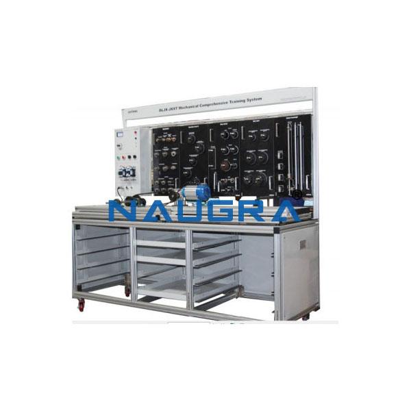 Mechanical Comprehensive Training System