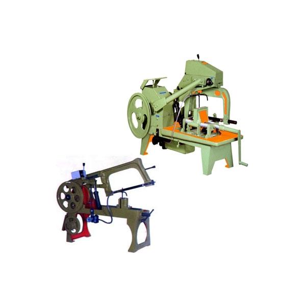 Semi Hydraulic Hacksaw Machine