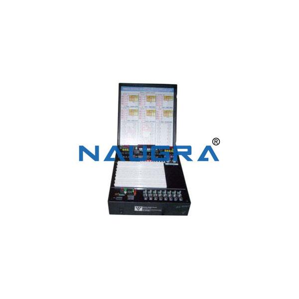 Portable PLC Training Kit