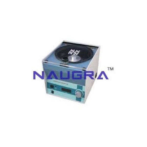 Refrigerated Micro Centrifuge Machine Digital 16000 RPM