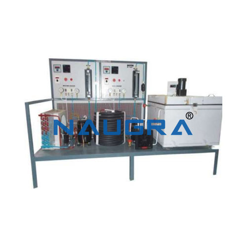 Refrigeration and Air Conditioning Accessories Display and Cut Models