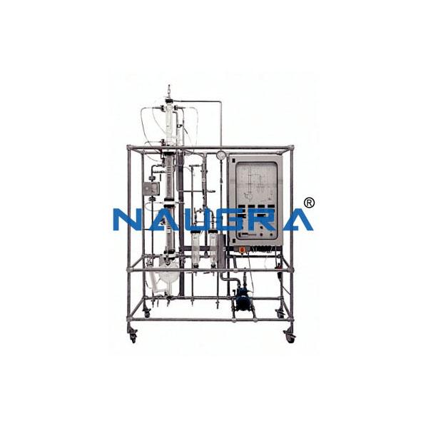 Continuous Distillation Pilot Plant