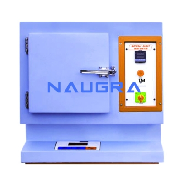 Natural Draft Tray Dryer