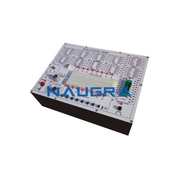 Digital Logic Trainer / Logic Trainer Board