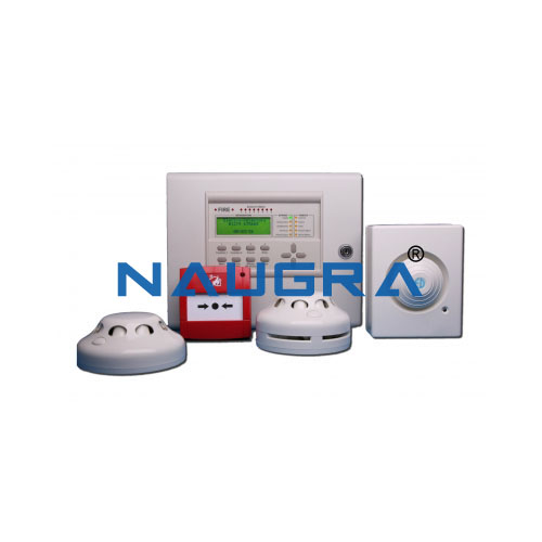 Training Device for Security Alarm System