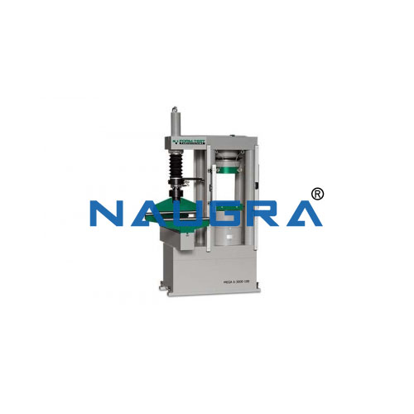 Automatic flexure/tension machine