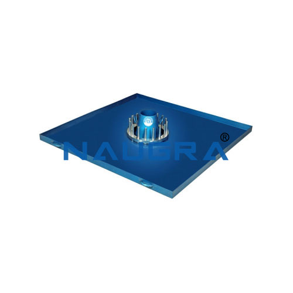 J Ring Apparatus