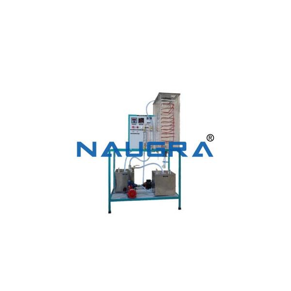 Evaporative Cooler Test Rig