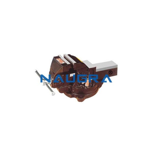 Unbreakable Steel Bench Vice
