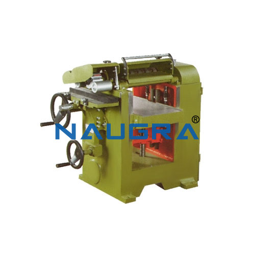 Thickness Planner Machine with Auto Mould