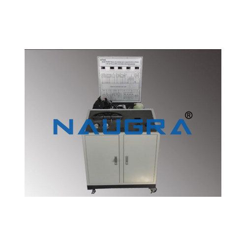 Cooling System Teaching Board for Santana AJR