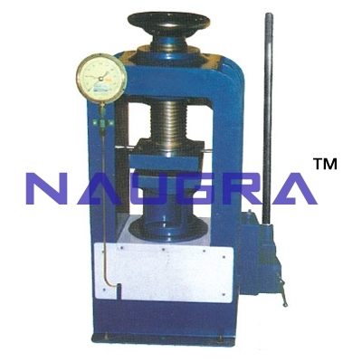 Compression Testing Machine (Channel Type)