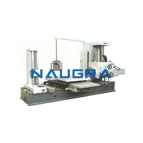 Horizontal Milling Boring Machine