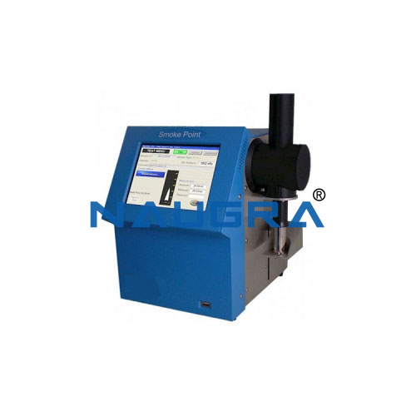Automatic Smoke Point Apparatus