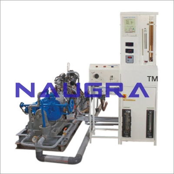 Multi Cylinder Four Stroke Water Cooled Diesel Engine Test Rig
