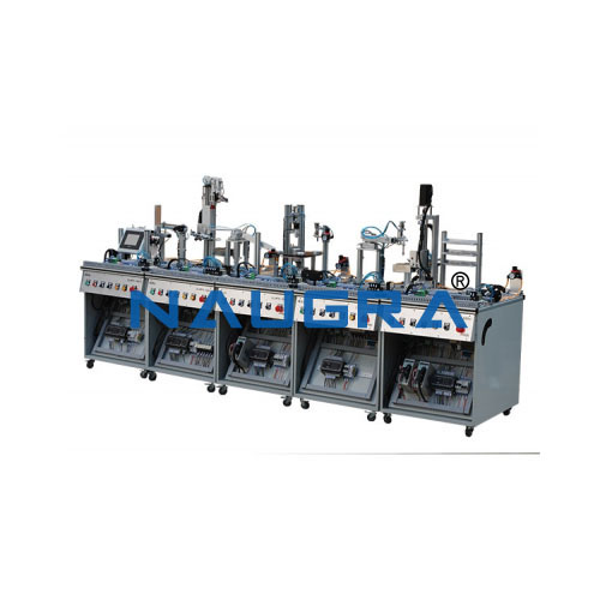 Modular Flexible Production System