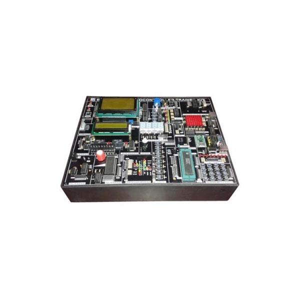 8 Bit Microprocessor Emulation 8051 Trainer