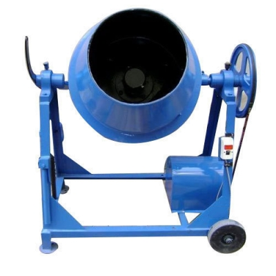 Concrete Pan & Drum Type Mixers