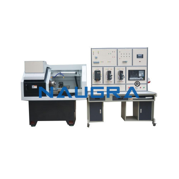 CNC Maintenance Training Assessments Equipment