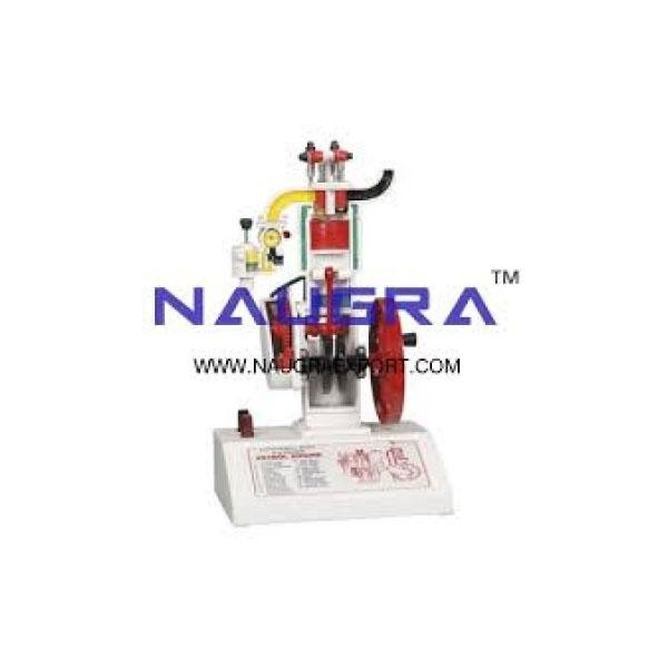 Four-Stroke Petrol Engine