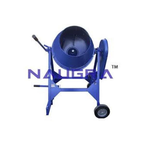 Concrete Mixer (Laboratory Type)