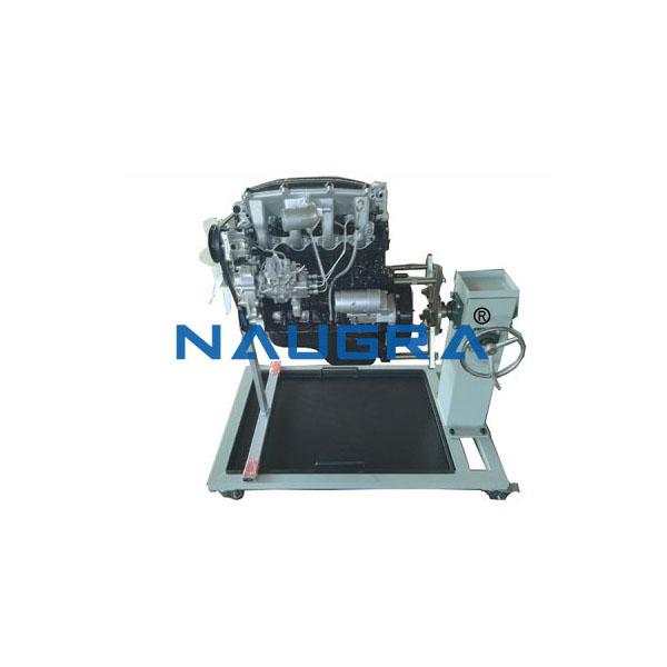 Training Set for Isuzu Diesel Engine