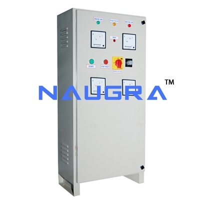 Static Type A.C To D.C Power Supply Panel