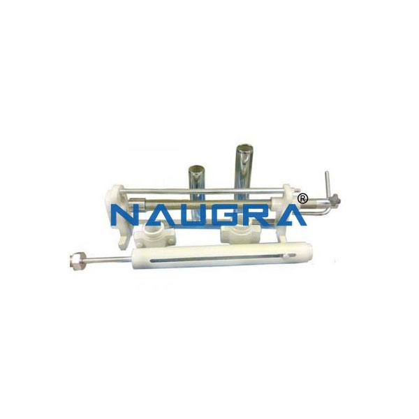 Soil sampler, cutter and extruder