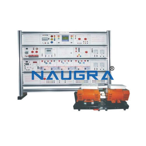 Modular Flexible Manufacturing System Trainer