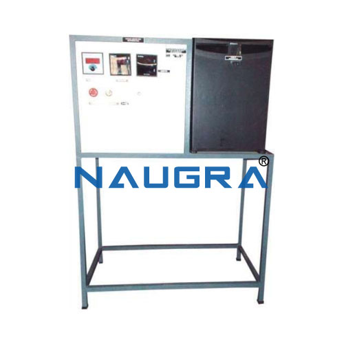 Vapor Absorption Refrigeration Cycle Test Rig
