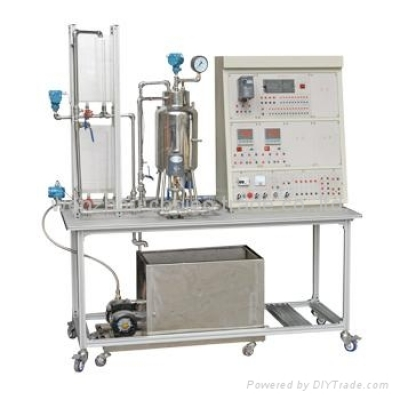 Flow Level Pressure Temperature Control Bench