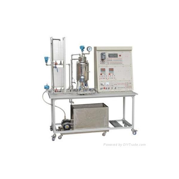 Flow Level Pressure Temperature Control Bench