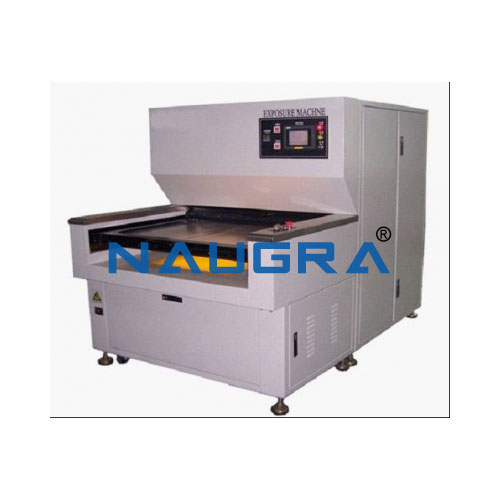 PCB Double-sided Exposure Machine