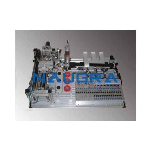 PLC Control System Designer Training and Testing Device