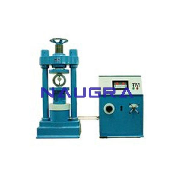 Compression Testing Machine 500 KN