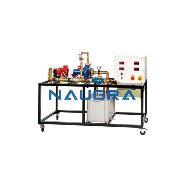 Computerized Centrifugal Pump Trainer