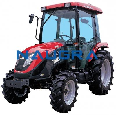 50 Hp Tractor