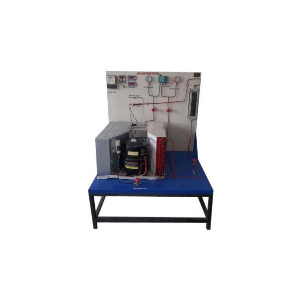 Air Water Heat Pump Test Rig
