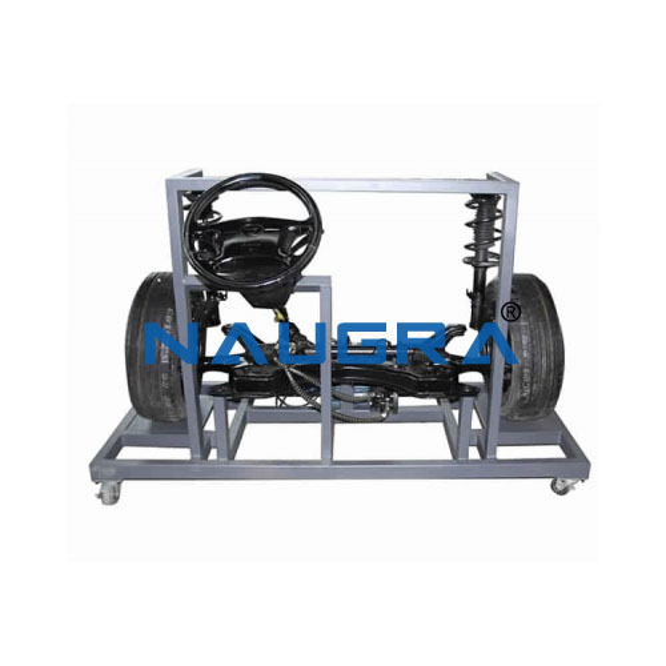 Training Workbench for Hydraulic Power Steering System