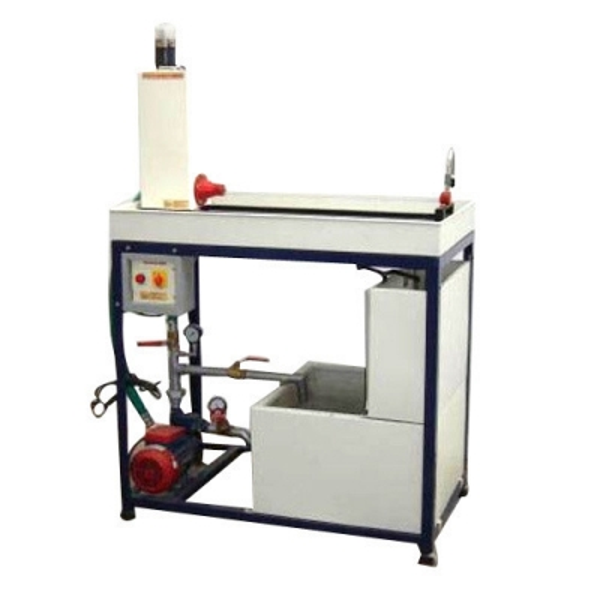 Hydraulic Flow Demonstrator Hydraulic Flow Demonstrator
