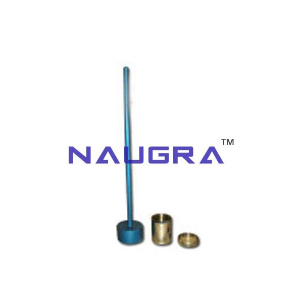 Field Density Test Apparatus (Core Cutter Method)